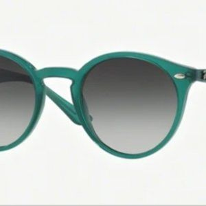 RAY-BAN Unisex Teal Sunglasses